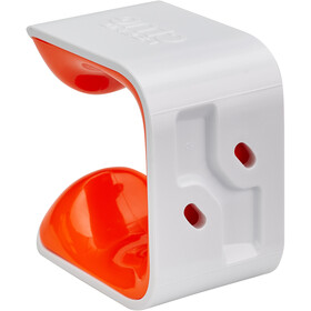 CLUG MTB Portaequipajes, rojo/blanco